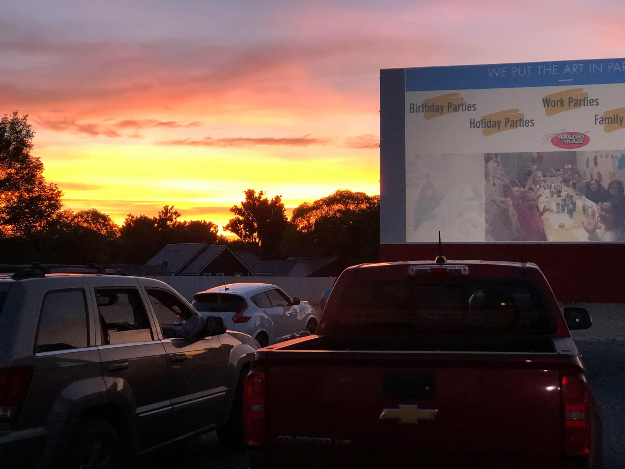 image of star drive-in