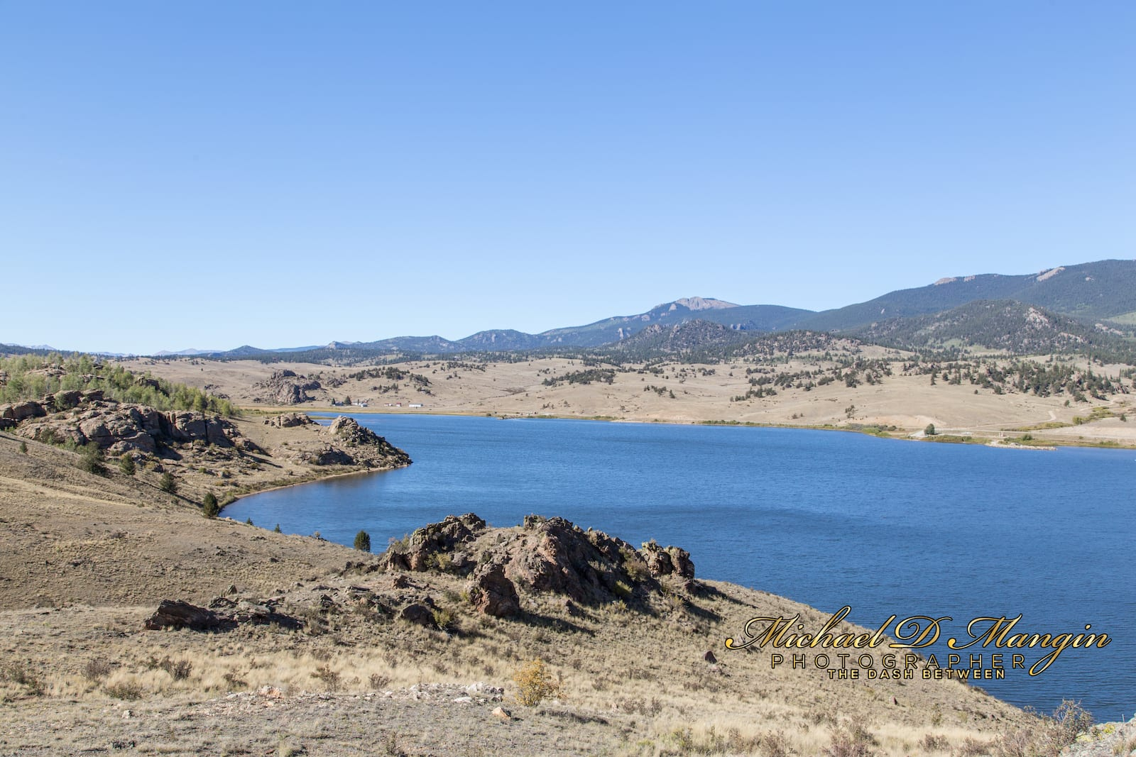 Tarryall Reservoir Colorado