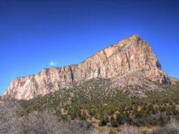 Image of Unaweep Seep Natural Area in Gateway, Colorado