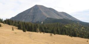 West Spanish Peak Trail near Trinidad CO