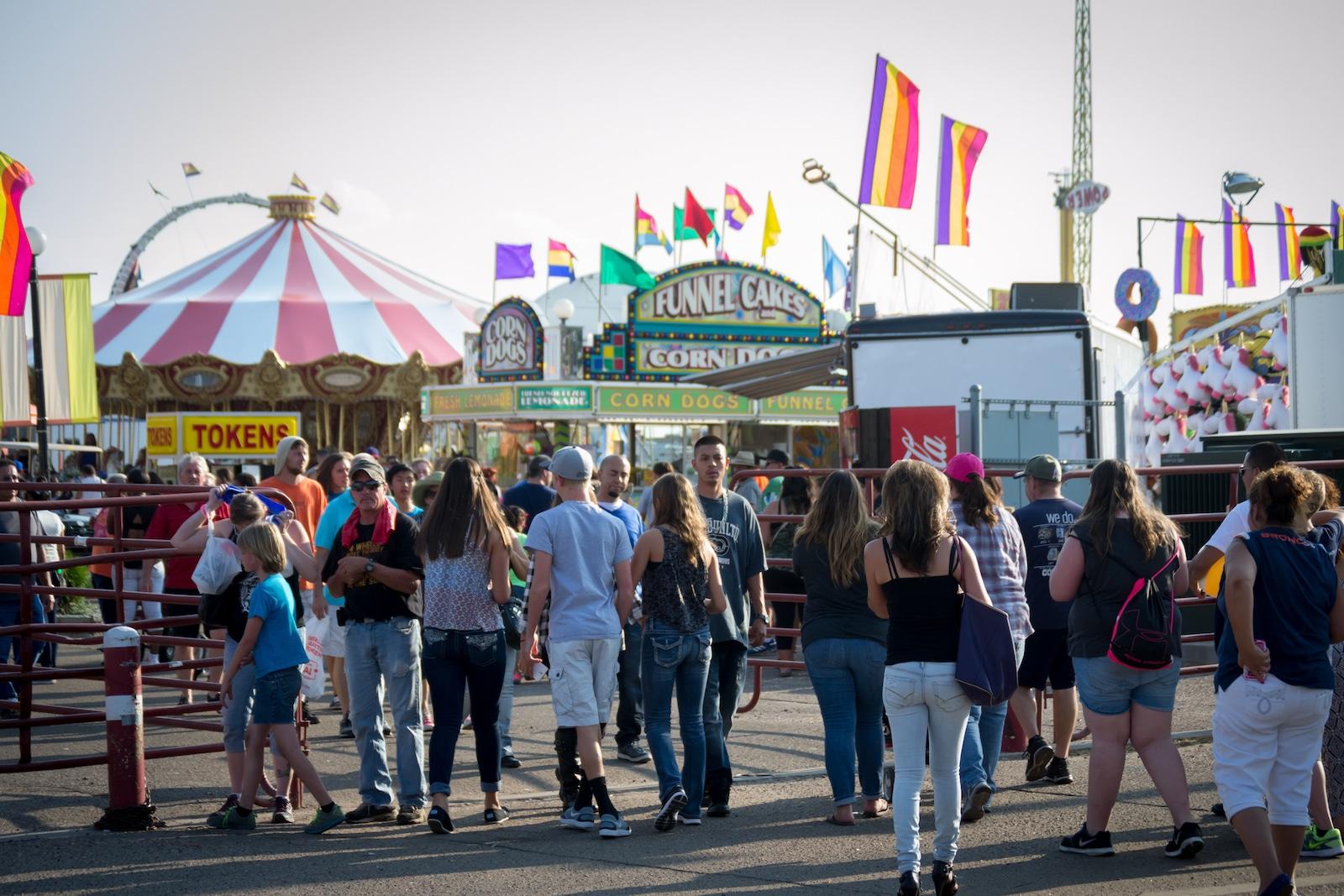 Colorado State Fair, CO