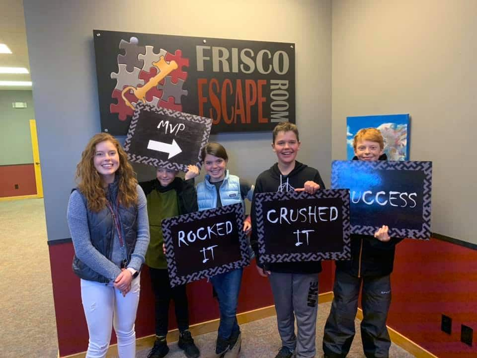 Frisco Escape Room, CO