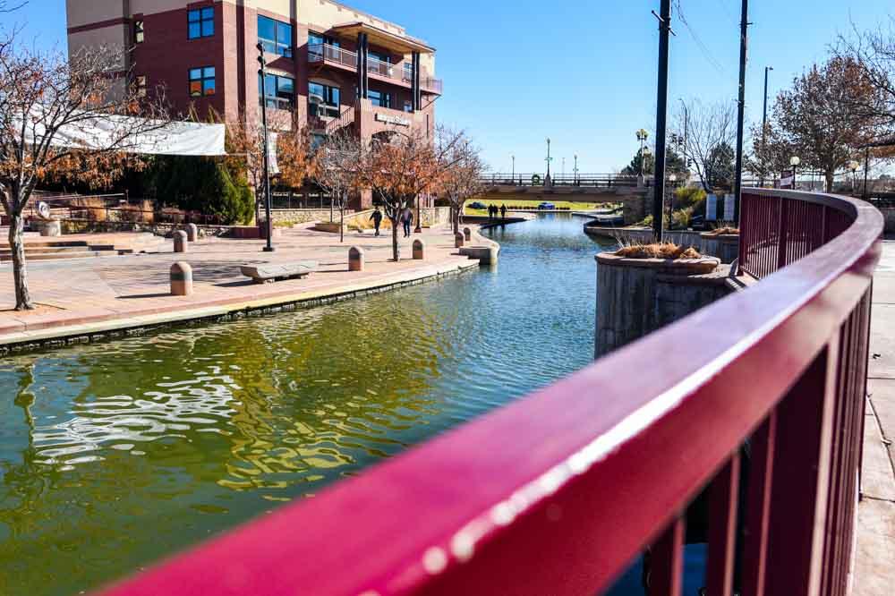 Historic Arkansas Riverwalk, CO