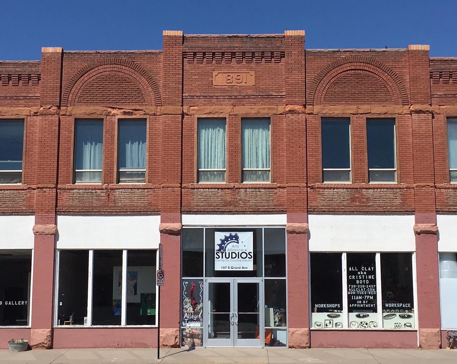 Pueblo Creative Corridor, CO