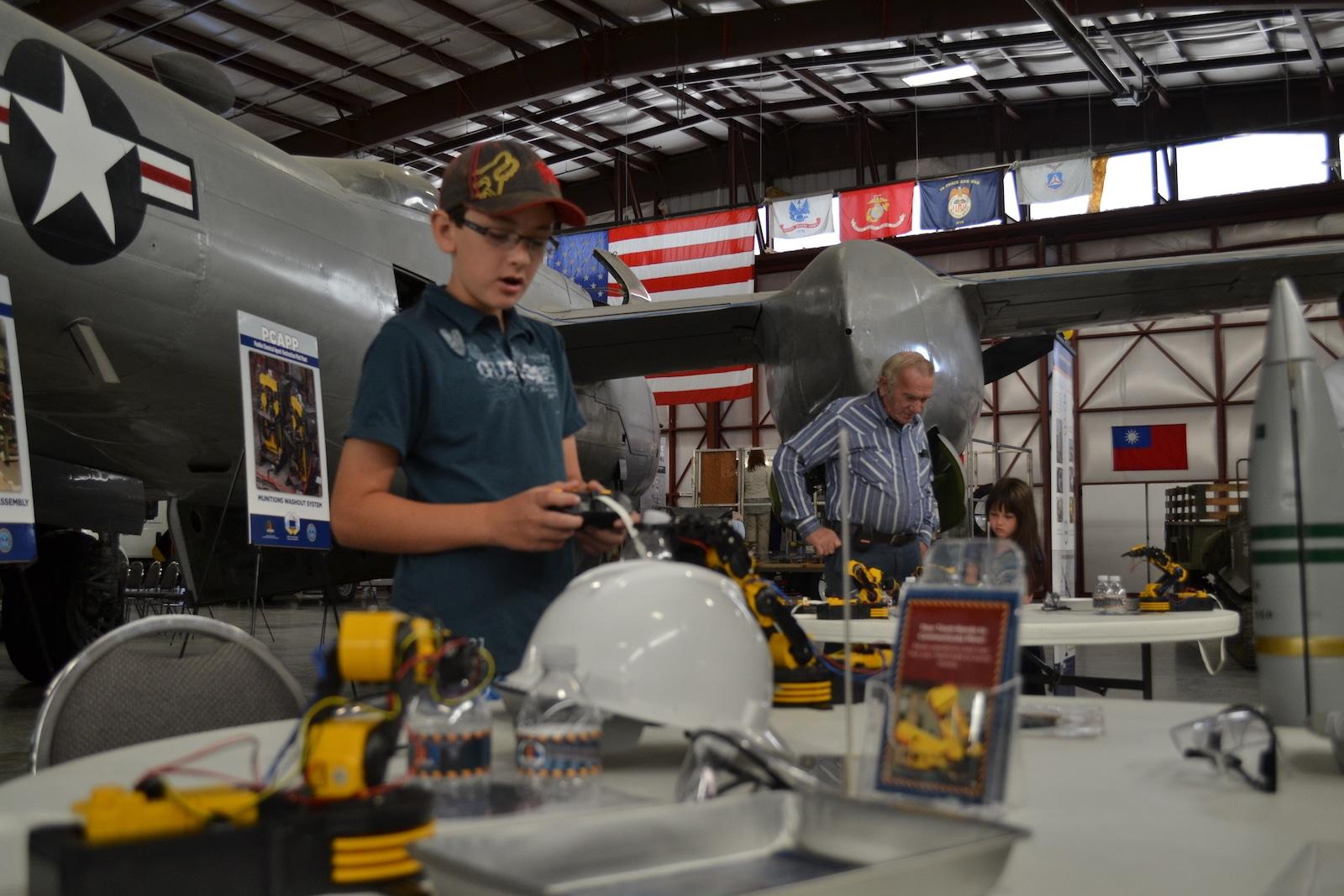 Pueblo Weisbrod Aircraft Museum, CO