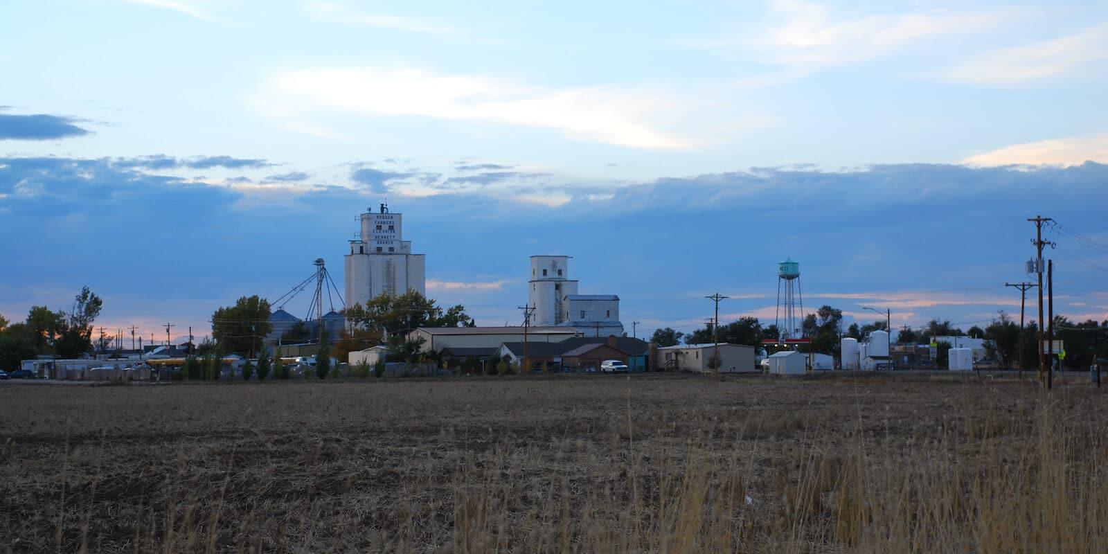 Bennett Colorado Skyline