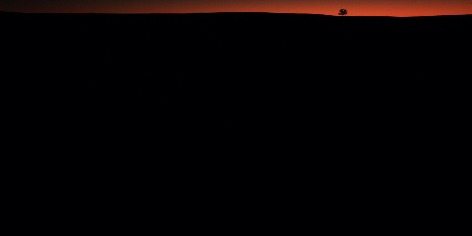 Deer Trail CO Dawn Light on Plains
