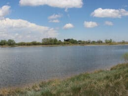 Image of the Poudre Ponds in Greeley, Colorado