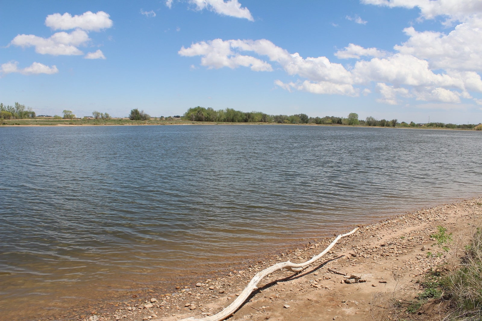 Image of Poudre Ponds in the City of Greeley, Colorado