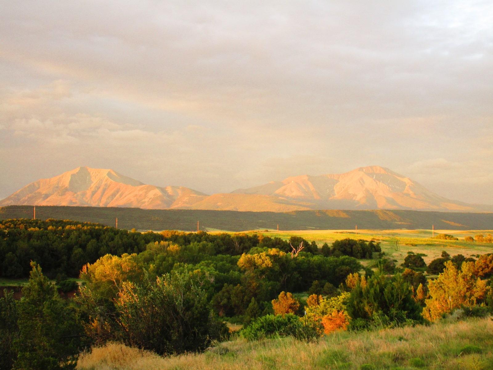 Spanish Peaks Huerfano County Colorado