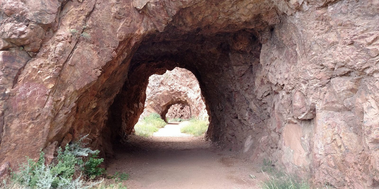 Tunnel Drive Trail near Canon City CO