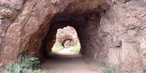 Tunnel Drive Trail near Canon City CO