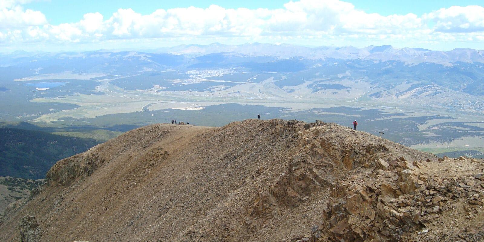 Mount Elbert Summit, CO