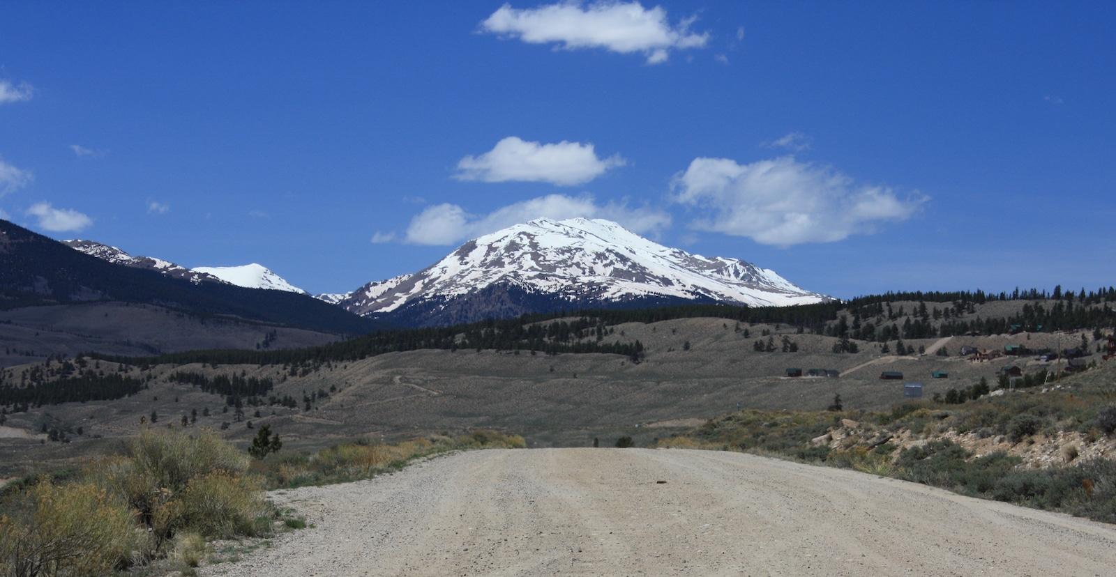 Mount Massive, CO