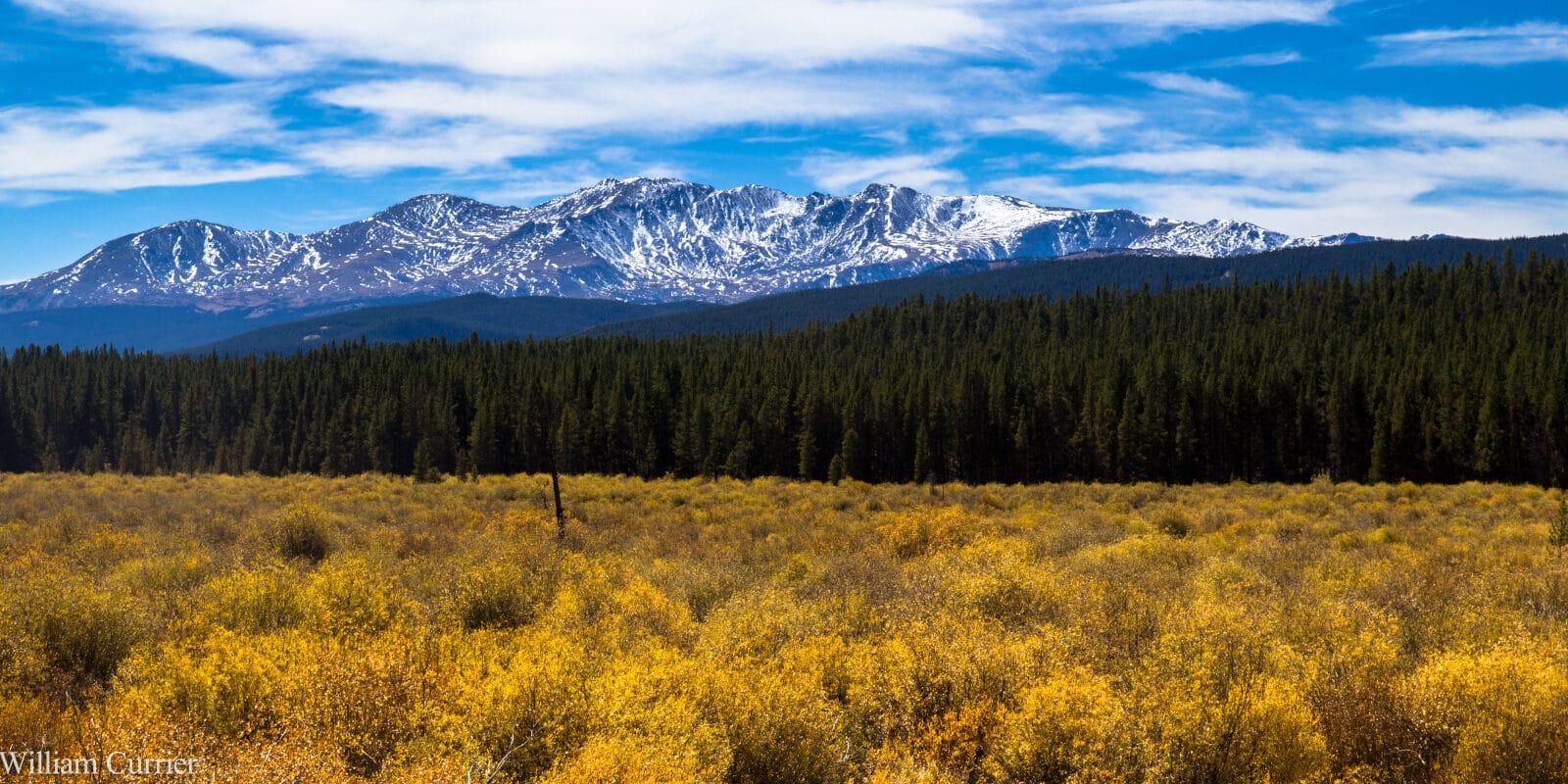 Mount Massive, Colorado