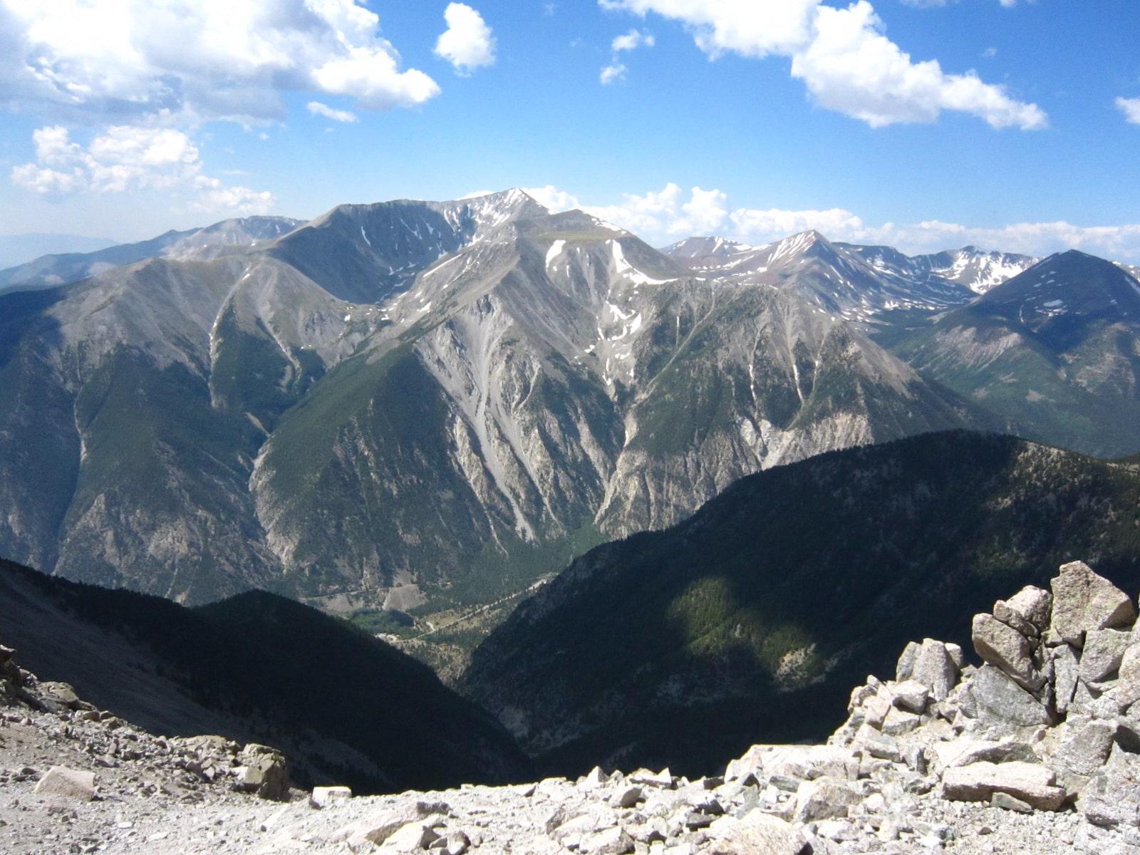 Mt Antero, CO