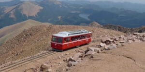 Pikes Peak Cog Railway, CO
