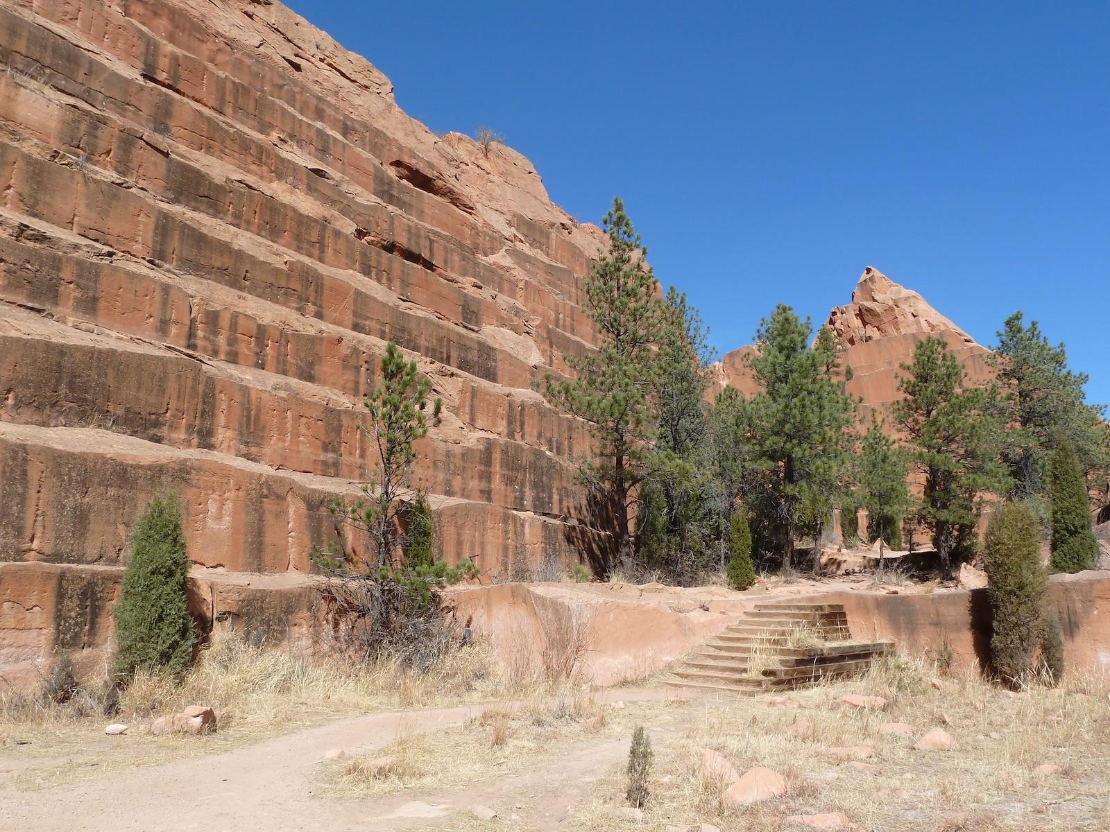 Ruang Terbuka Red Rock Canyon, CO