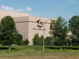 Image of the Anheuser Busch Brewery Fort Collins
