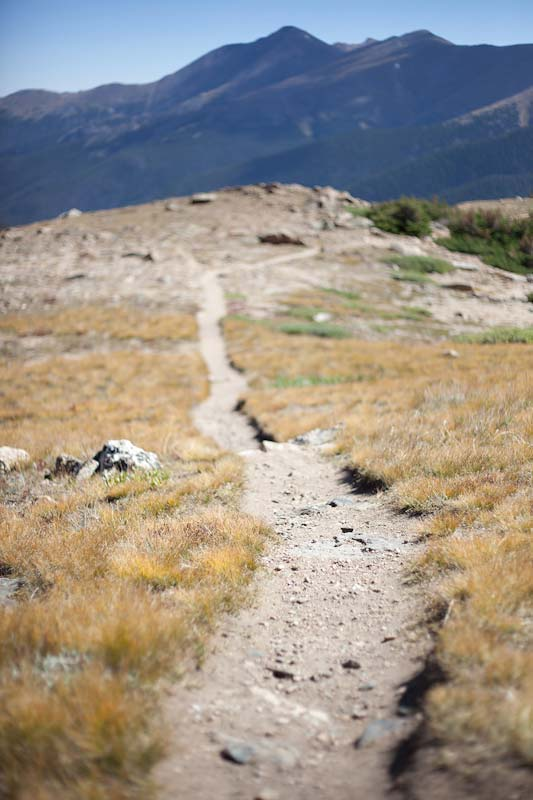 Berthoud Hiking Trail Winter Park CO