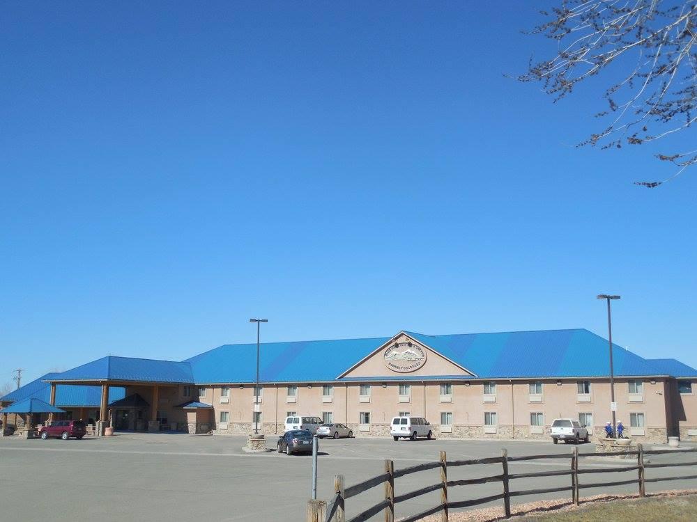 image of blue mountain inn