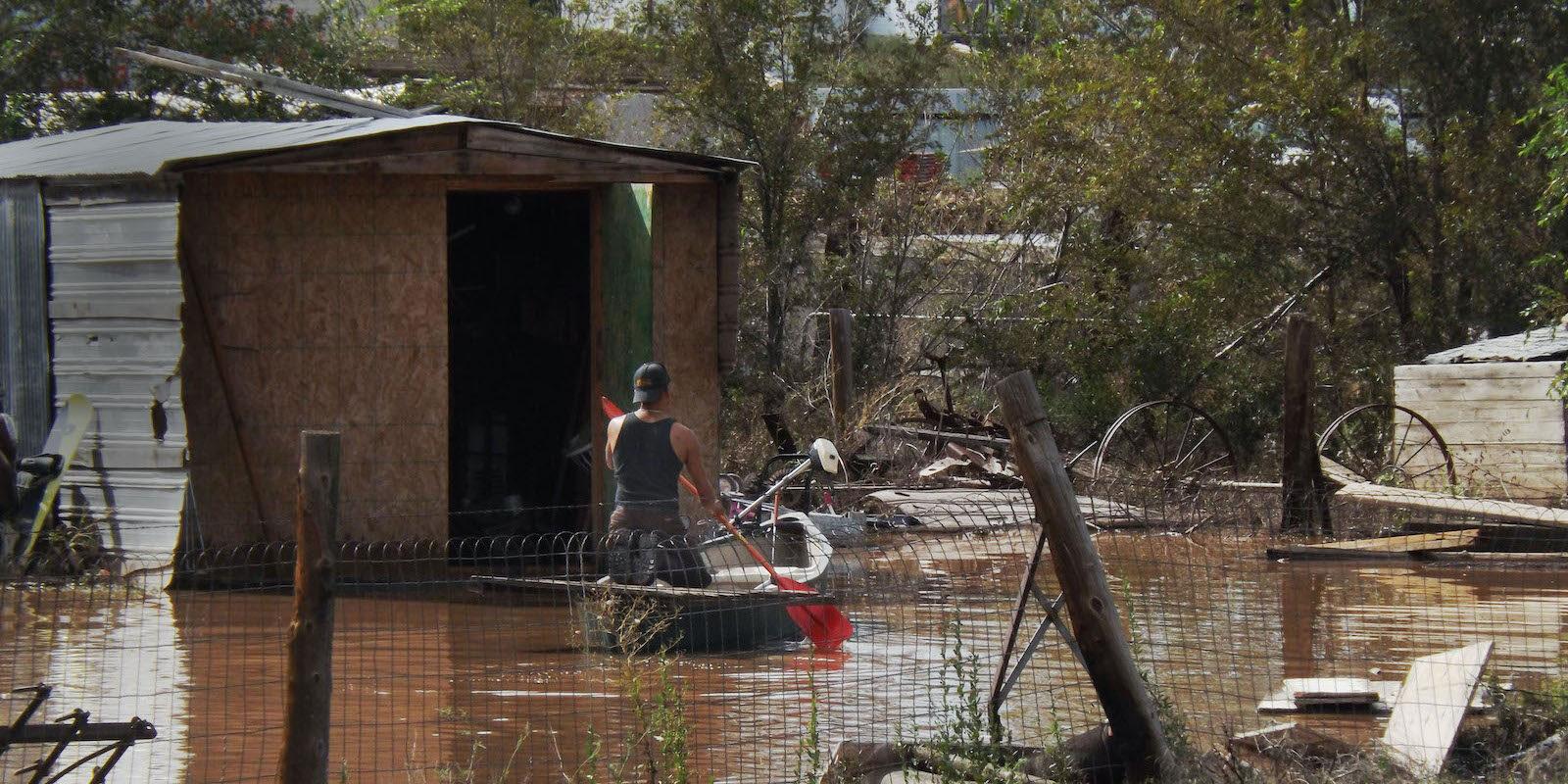 Colorado Flood 2013 Milliken