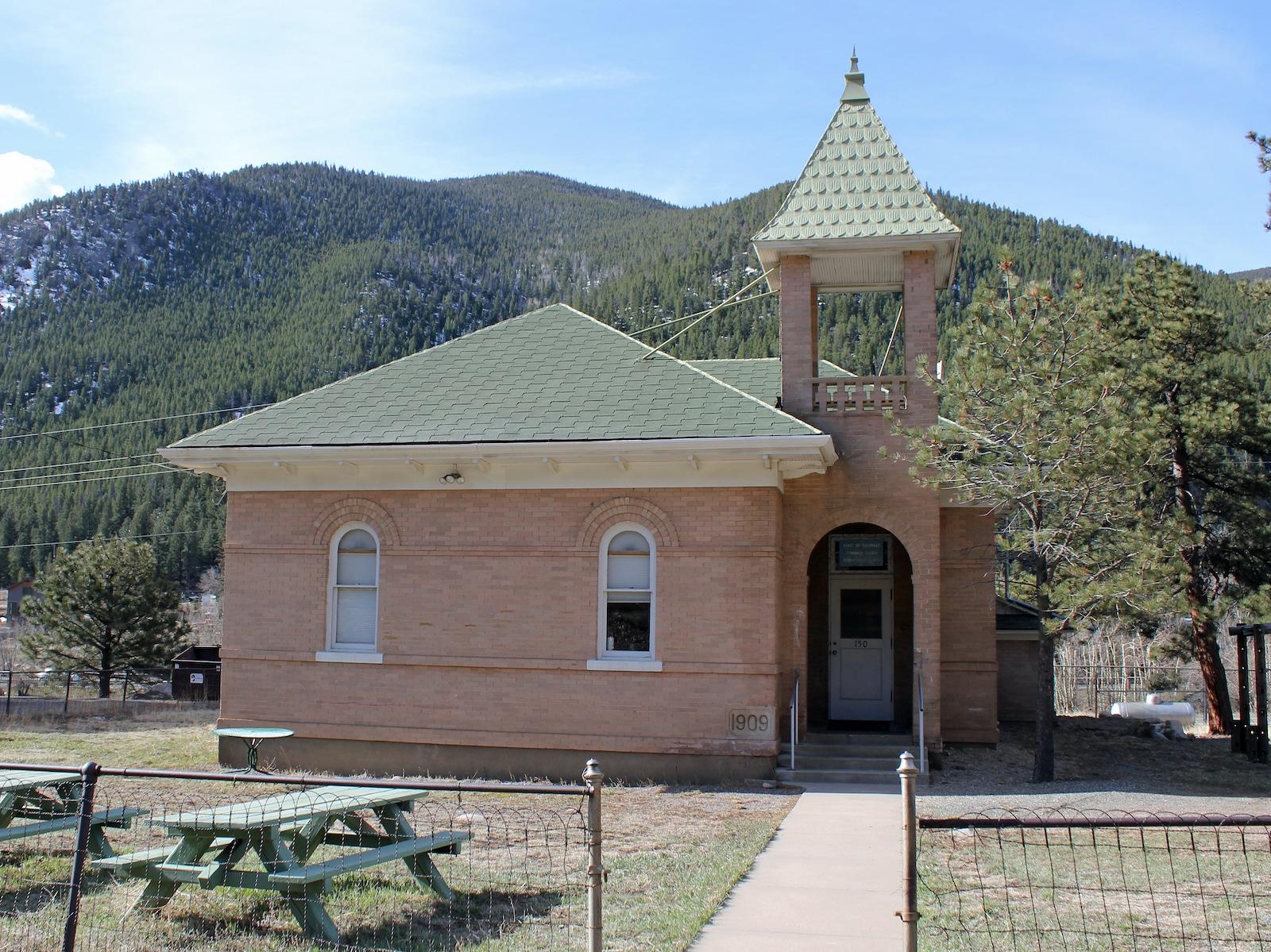 Dumont School Colorado
