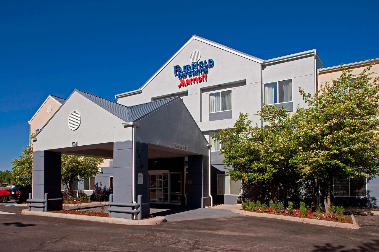 image of fairfield inn and suites highlands ranch