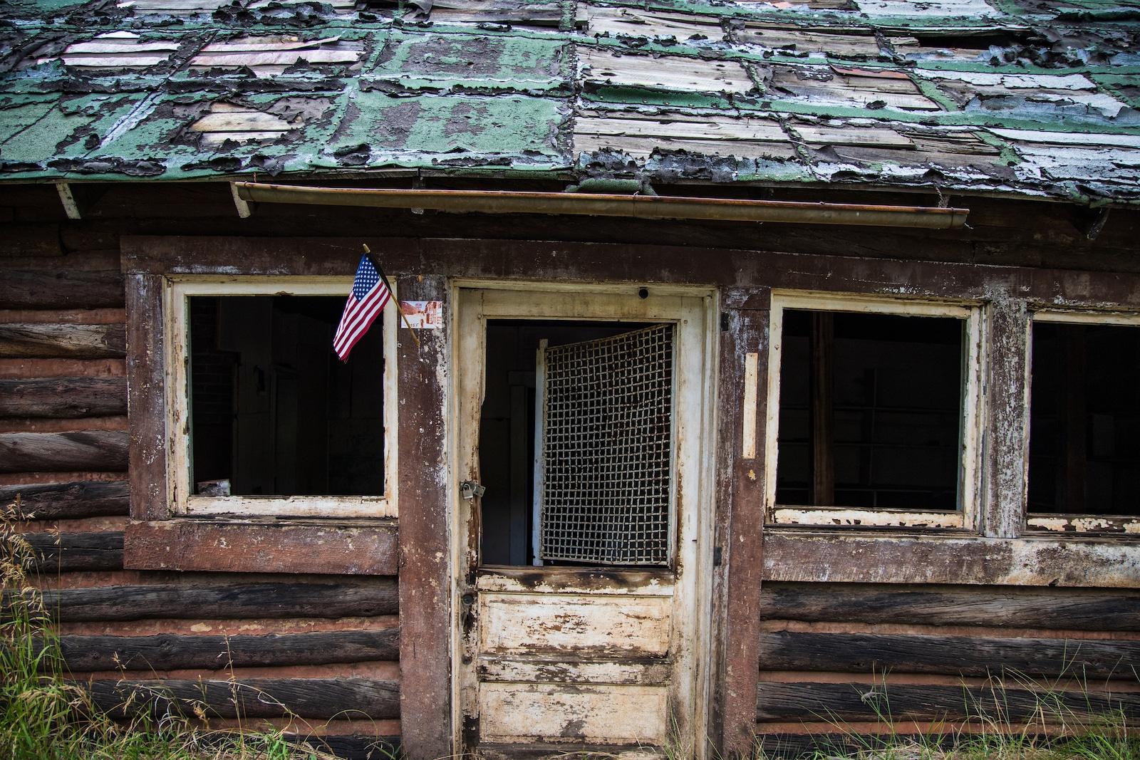 Foxton, Colorado Abandoned Home