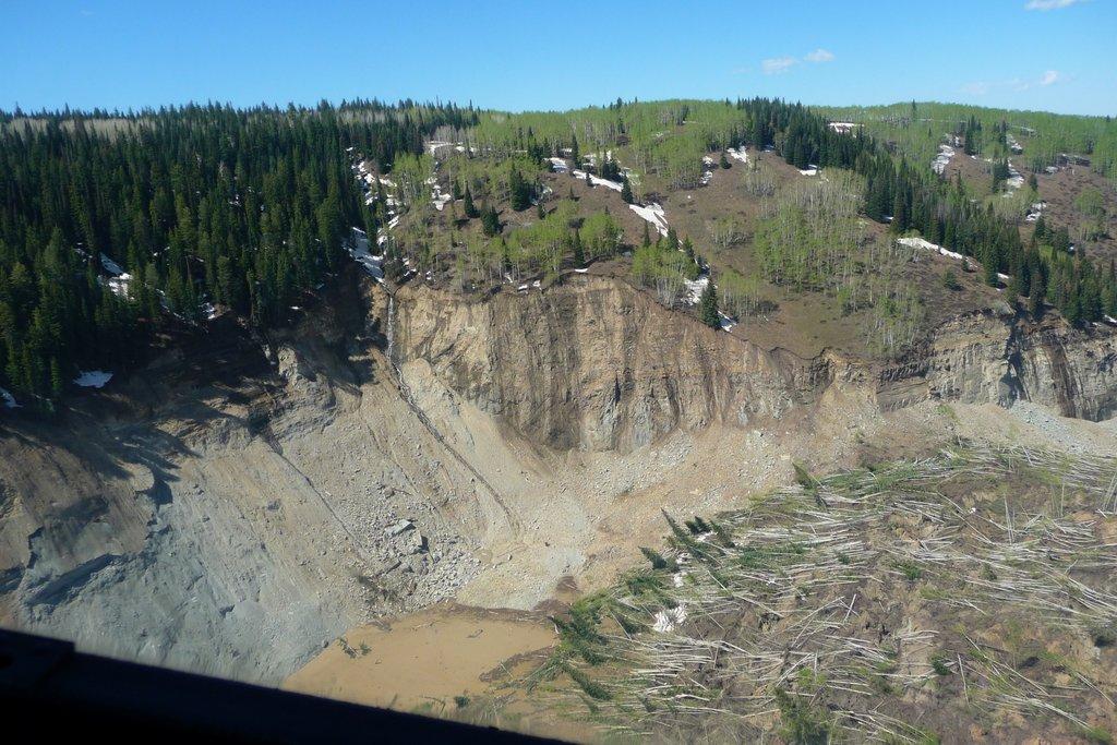 Grand Mesa Mudslide Collbran Colorado