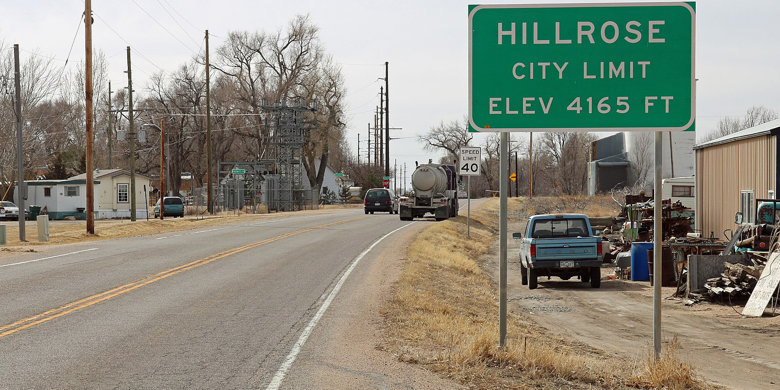 Hillrose Colorado