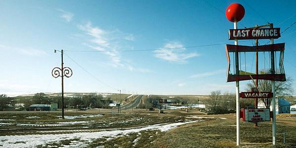 Last Chance Colorado Sign North SH-71