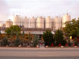 Image of the Left Hand Brewing Company in Longmont, Colorado