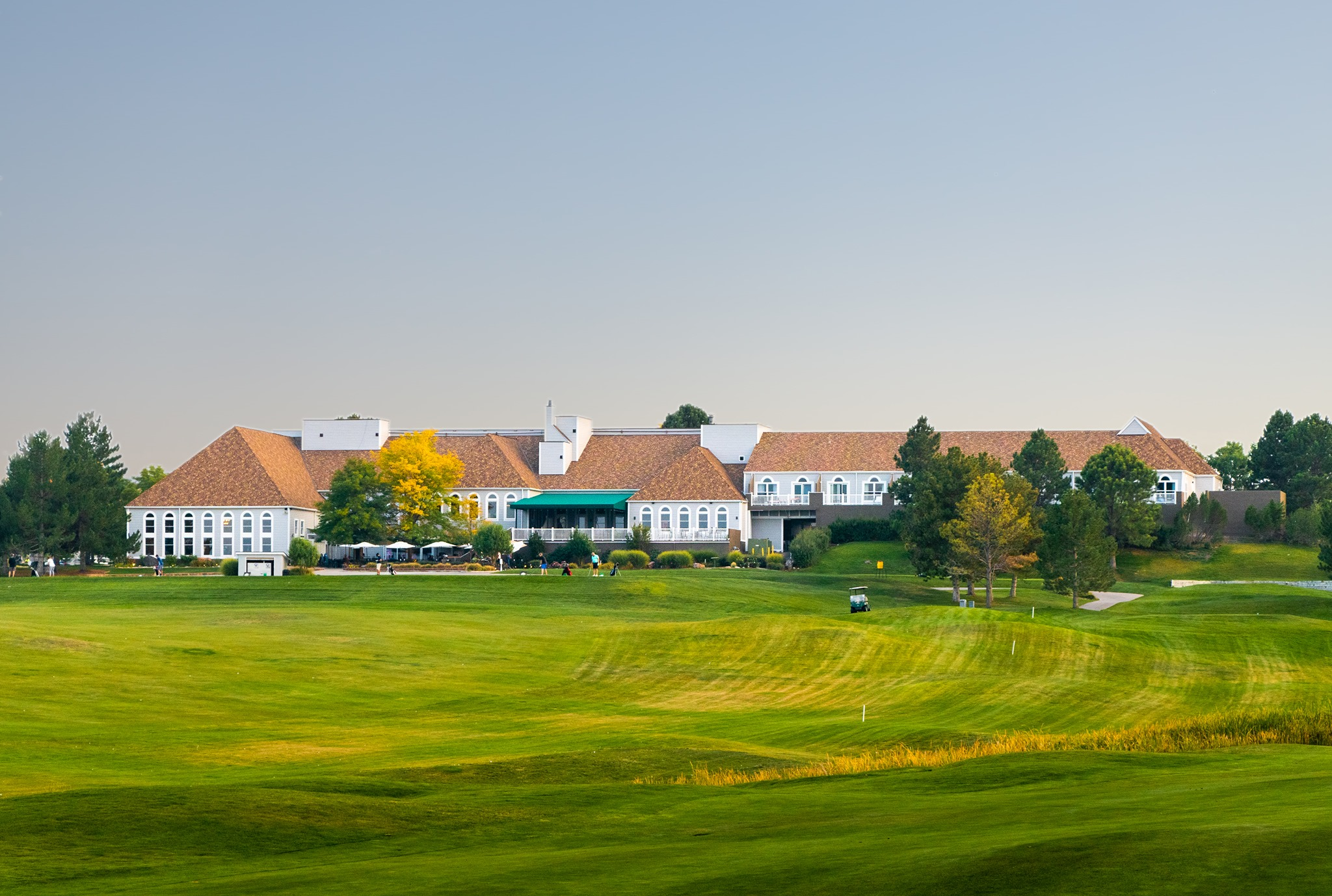 image of lone tree golf club and hotel