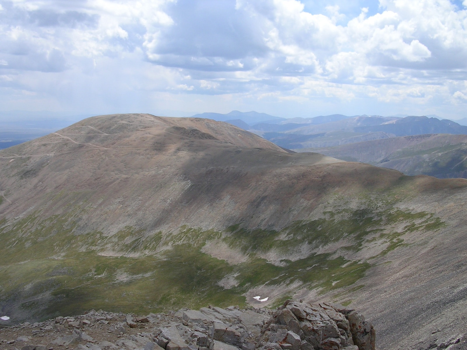 Image of Mount Bross in Colorado