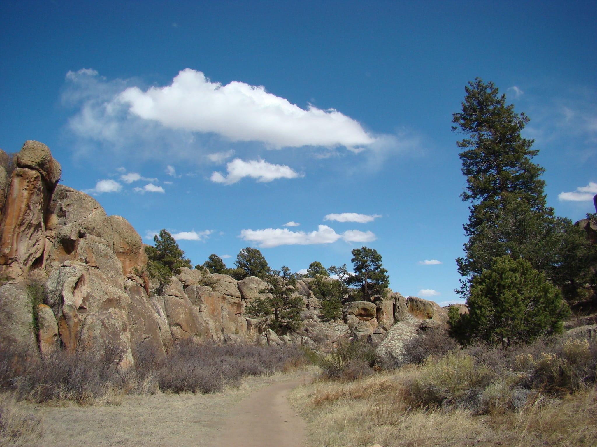 gambar dari penitente canyon