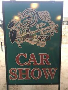 Car Show Rifle Rendezvous Festival