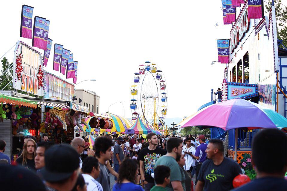 Rifle Rendevous Festival Carnival