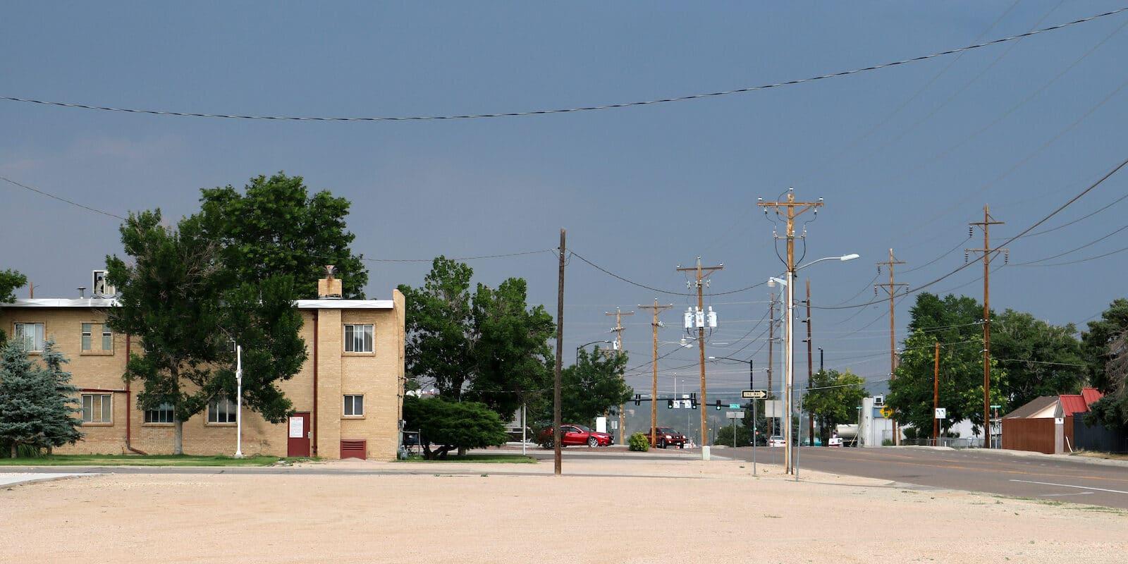 Salt Creek Colorado South Aspen Road