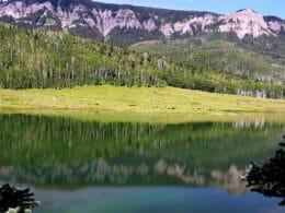 Image of Silver Jack Reservoir in Colorado