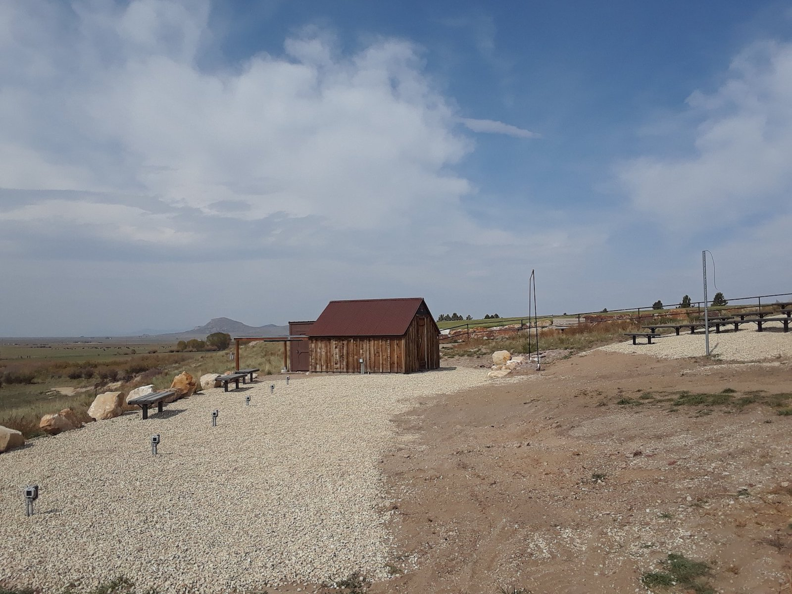 Image of the Smokey Jack Observatory in Colorado