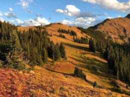 Image of the Eagles Nest Wilderness Area in Colorado