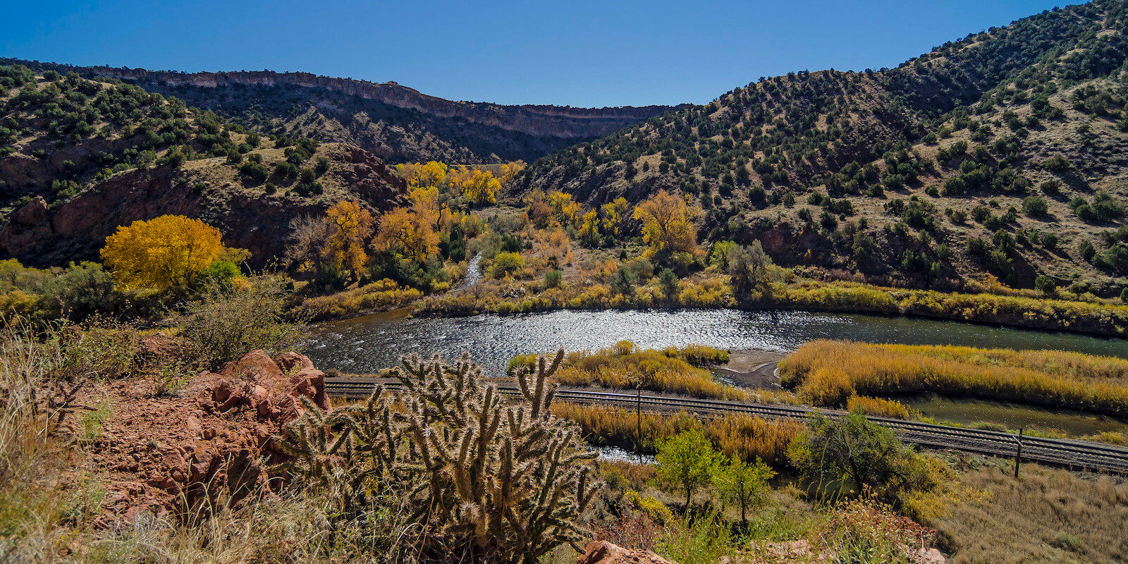 Image of Temple Canyon in Canon City, Colorado