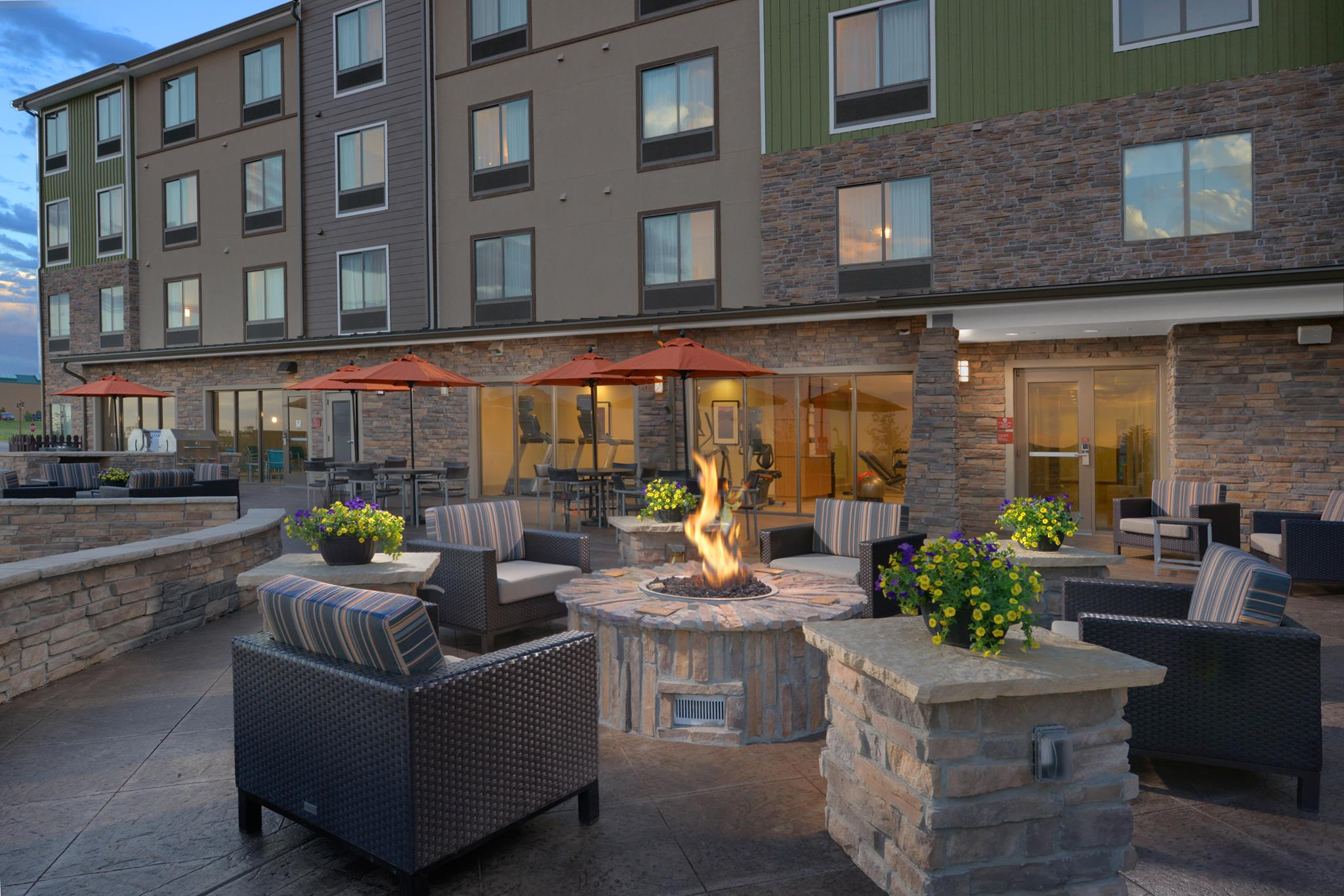 image of towneplace suites in lone tree