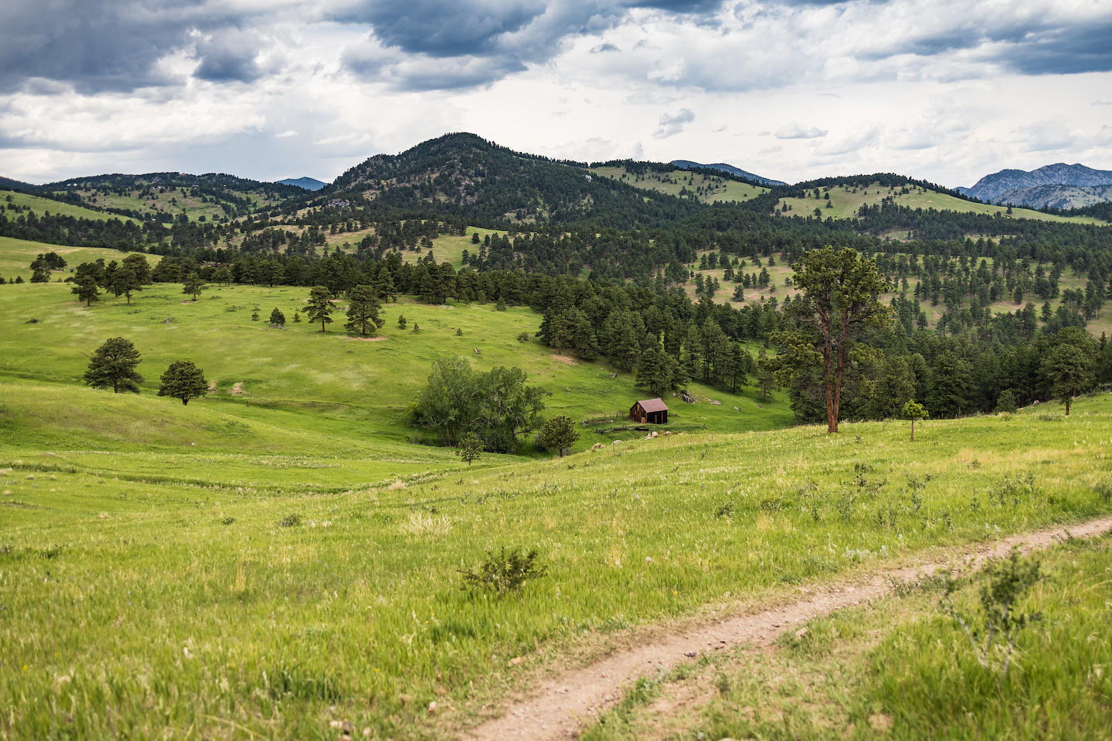 Image of White Ranch Park in Golden, Colorado