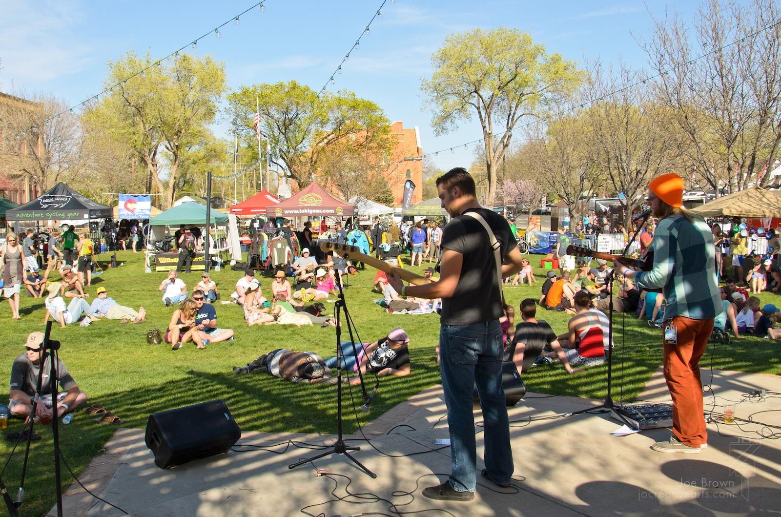 Fruita Fat Tire Festival, CO