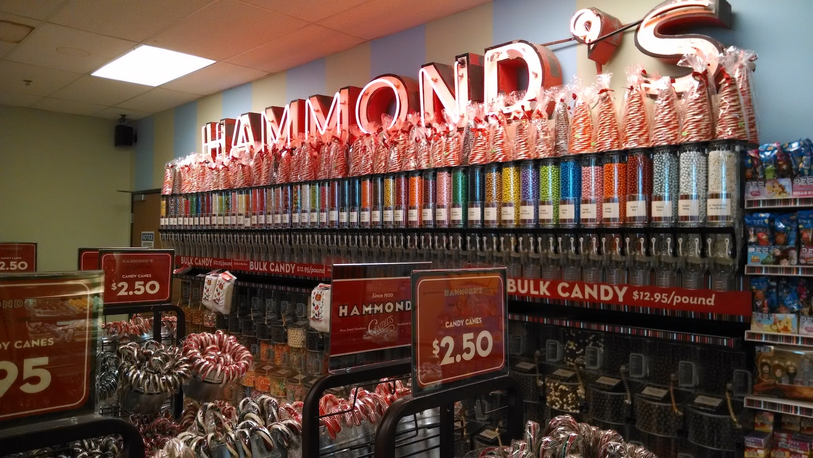 Tur Pabrik Permen Hammond, CO