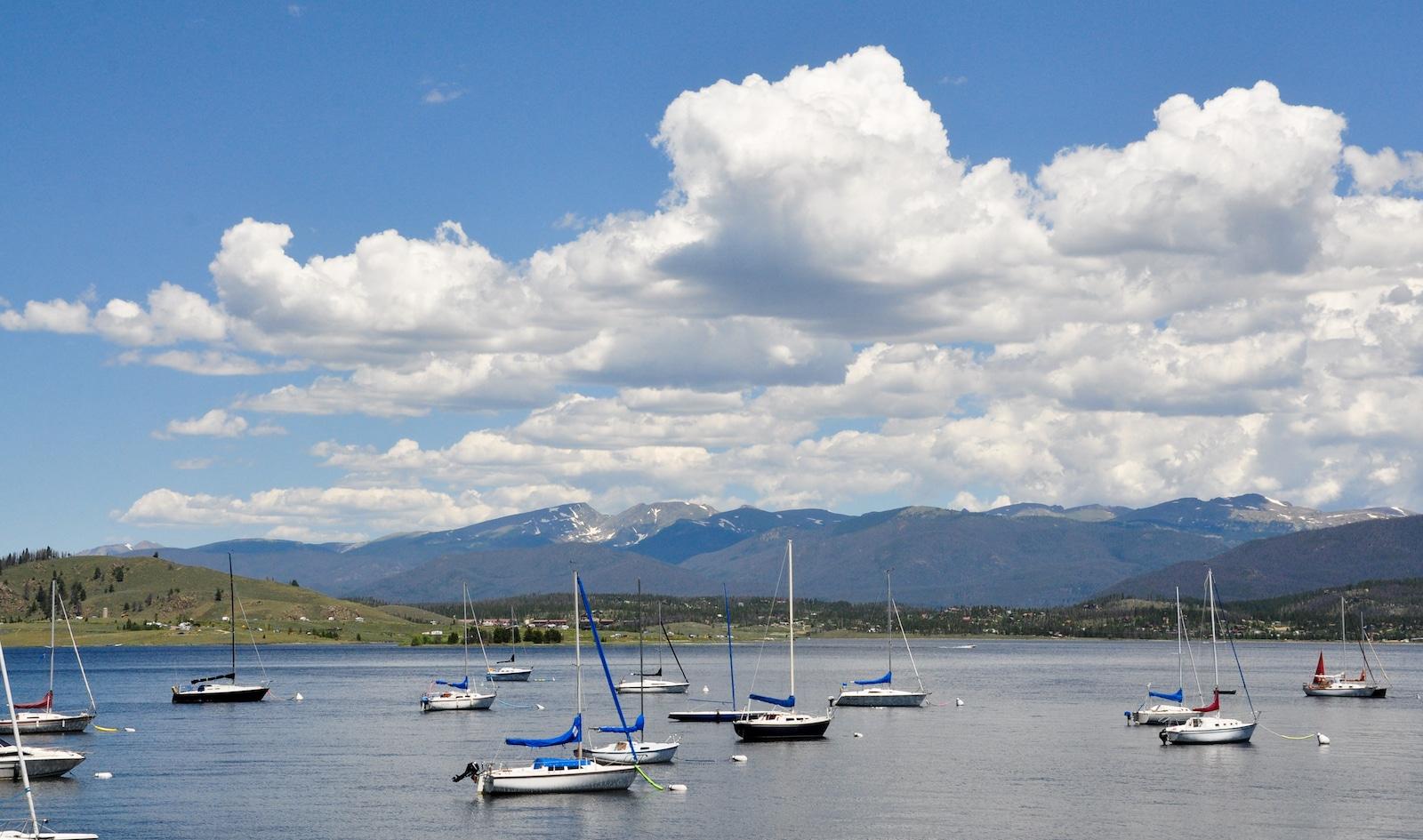 Danau Granby, CO