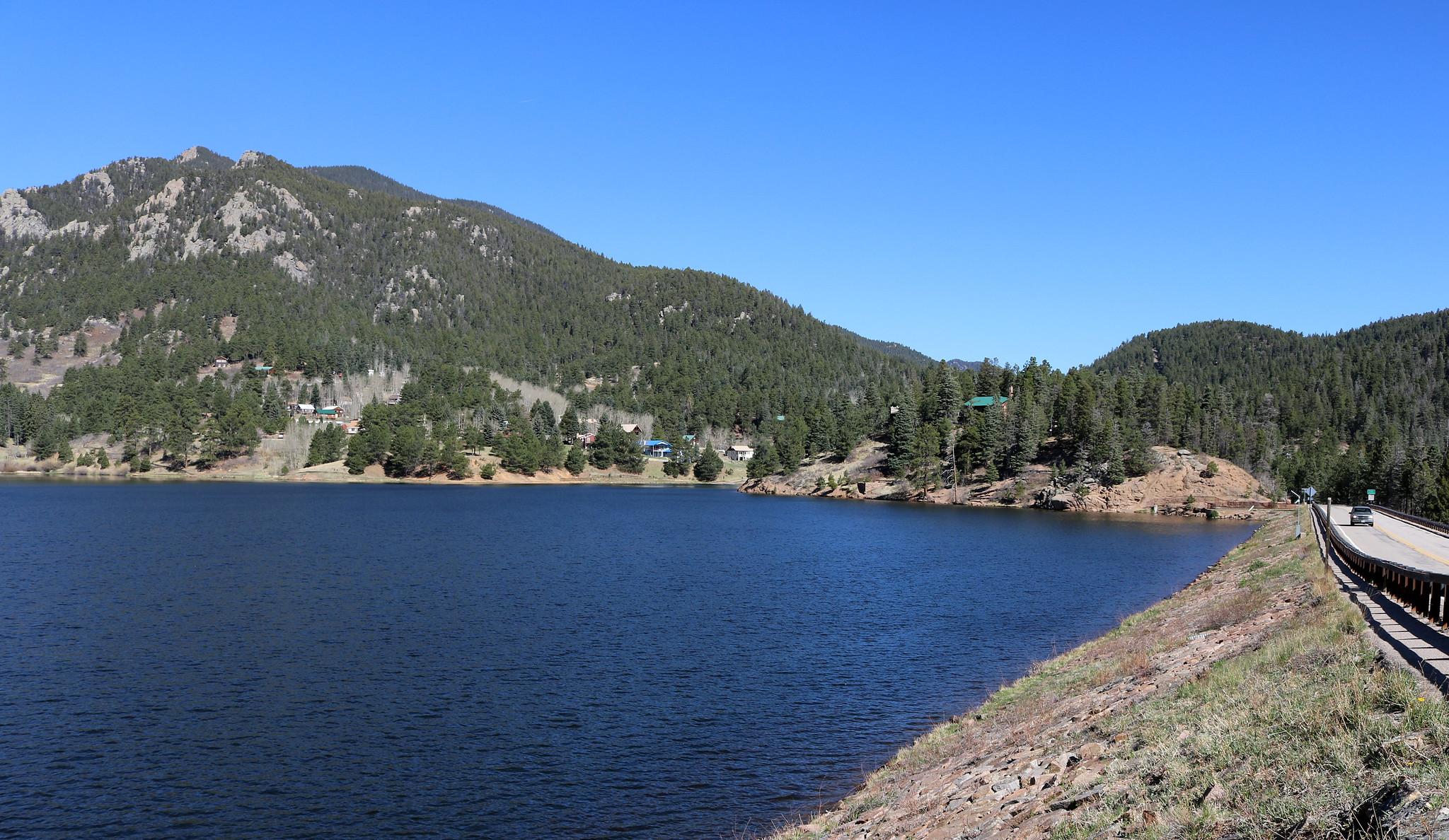 image of lake isabel