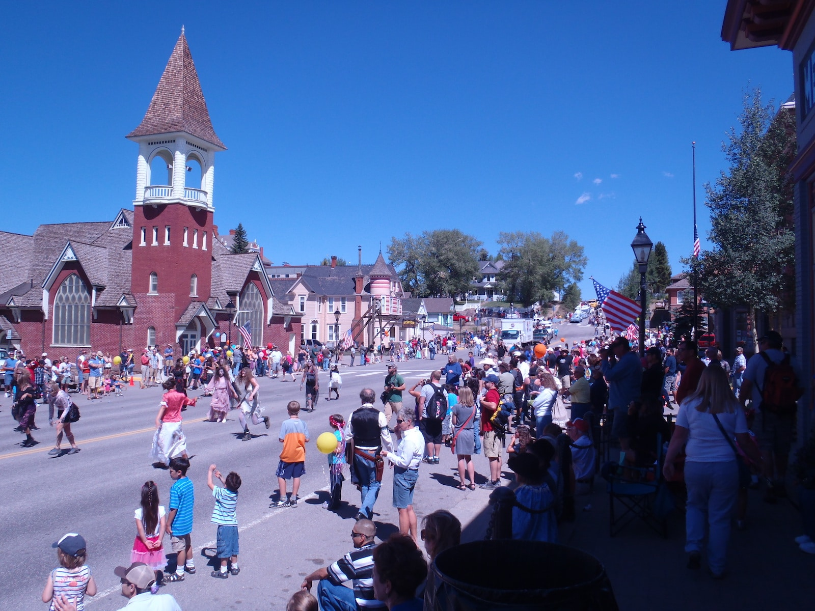 Leadville Boom Days, CO